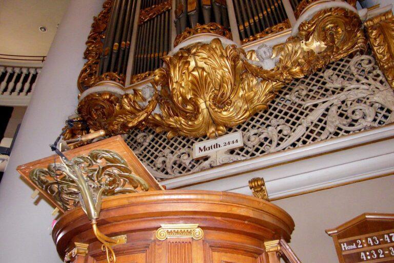 Geschiedenis Naber-orgel