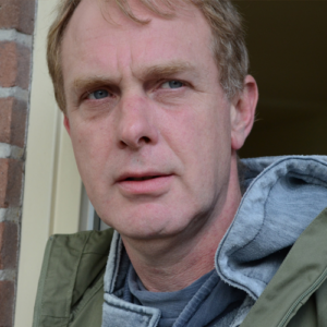Stadswerker Wim Bos