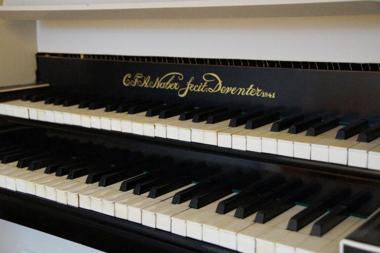 Naber-orgel na WO2