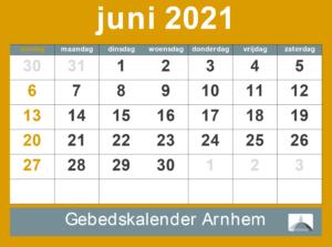 Gebedskalenders